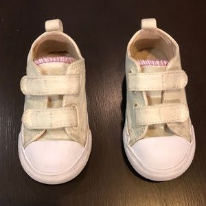 Converse Shoes - Converse All Star Iridescent Sneakers Toddler 6